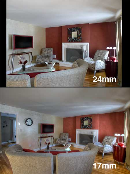 Can You Shoot Real Estate Photographs With A Point And Shoot Camera